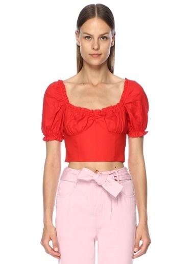 Finders Keepers Bluz Kırmızı